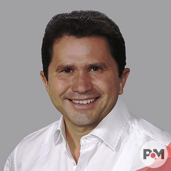 Mauricio Sahuí Rivero - Candidato del PRI a la gubernatura del estado