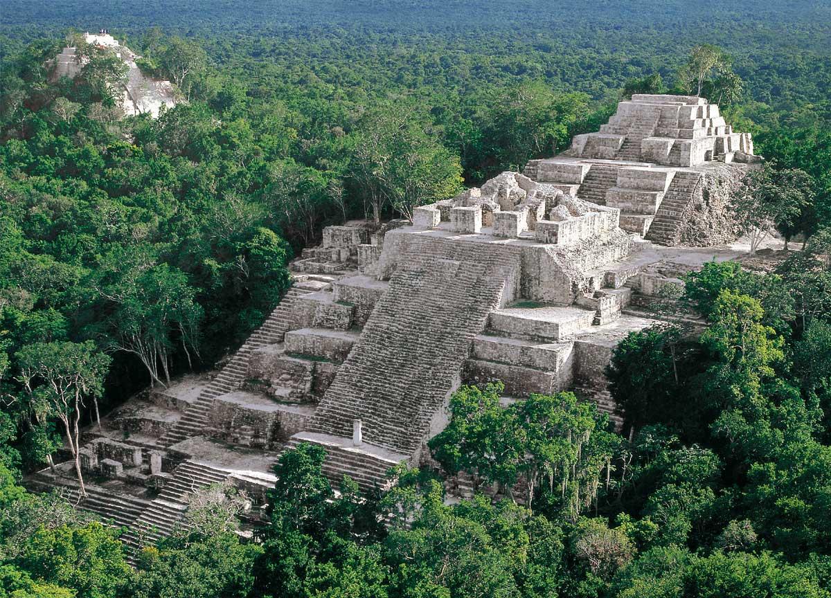 Productores de Calakmul se oponen a que el Tren Maya entre a la ...