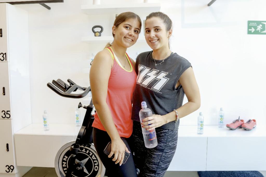 Mariana Pinto y Adriana Pinto