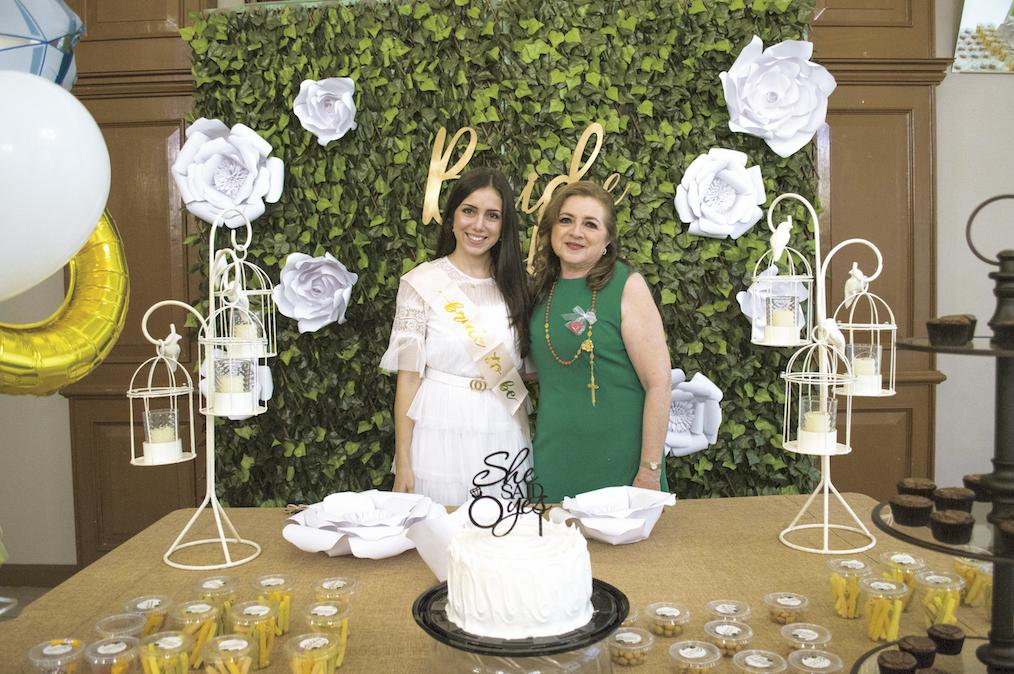 Hilda María Conde Salomón e Hilda Esther Salomón Barbosa