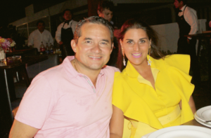 Alejandro Álvarez y Alma Cárdenas Henkel