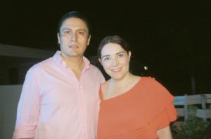 Clemente Castrejón Dávila y Mariana Buenfil Valero