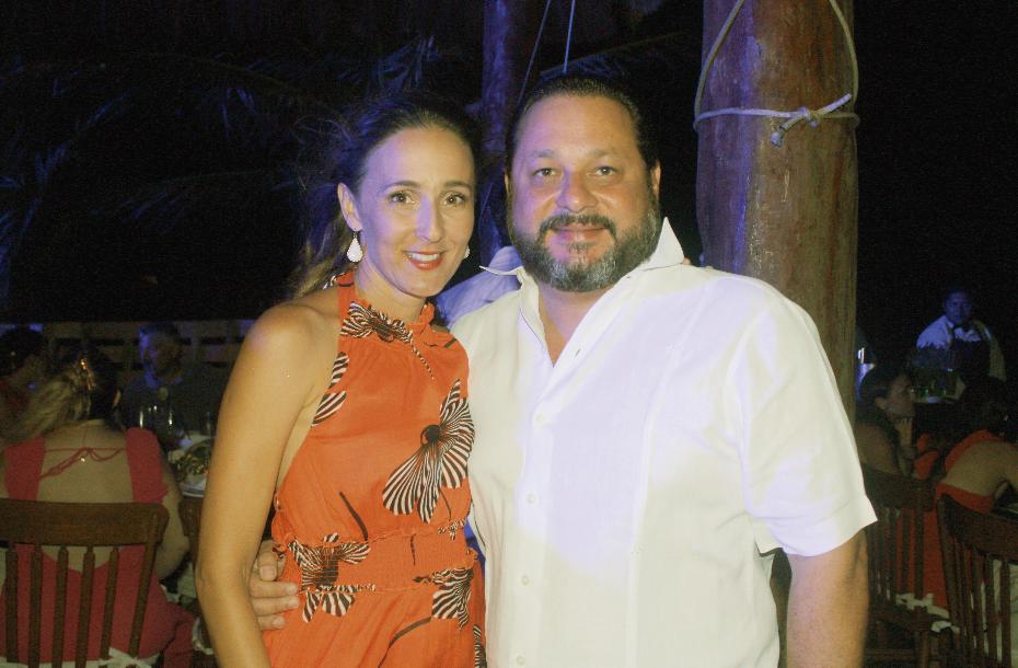 Paulina Gutiérrez y Juan Carlos Gamboa