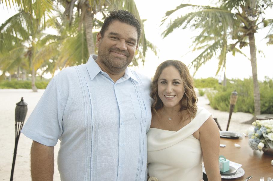 Alejandro Herrera Gurrutia y Beatriz Zumárraga González