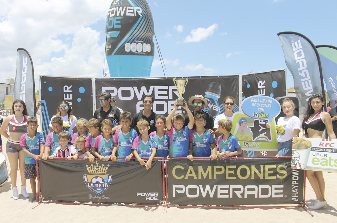 Equipo Cracks, campeón categoría 2010-2011