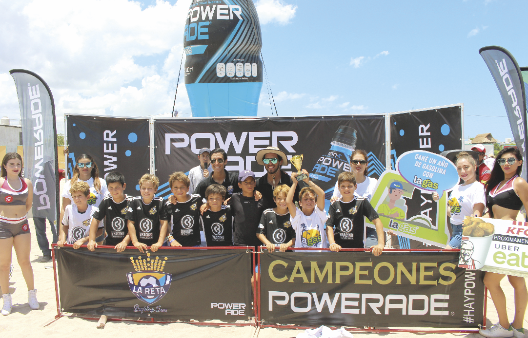 """Equipo """"Petardos"""", subcampeón categoría 2008-2009"""
