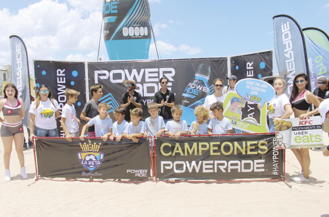 Equipo Surfers, subcampeón categoría 2012-2013