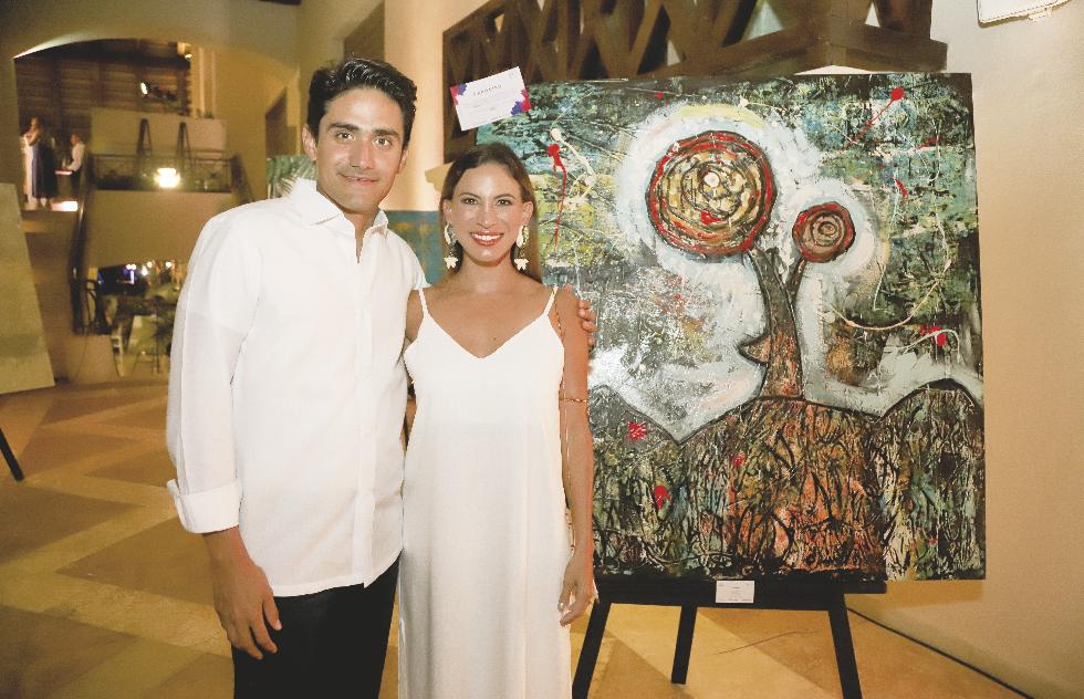 Daniel Granja Peniche y Shadid Acosta
