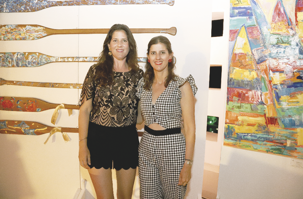 Rocío Rincón Millet y Natalia Rincón de Molina