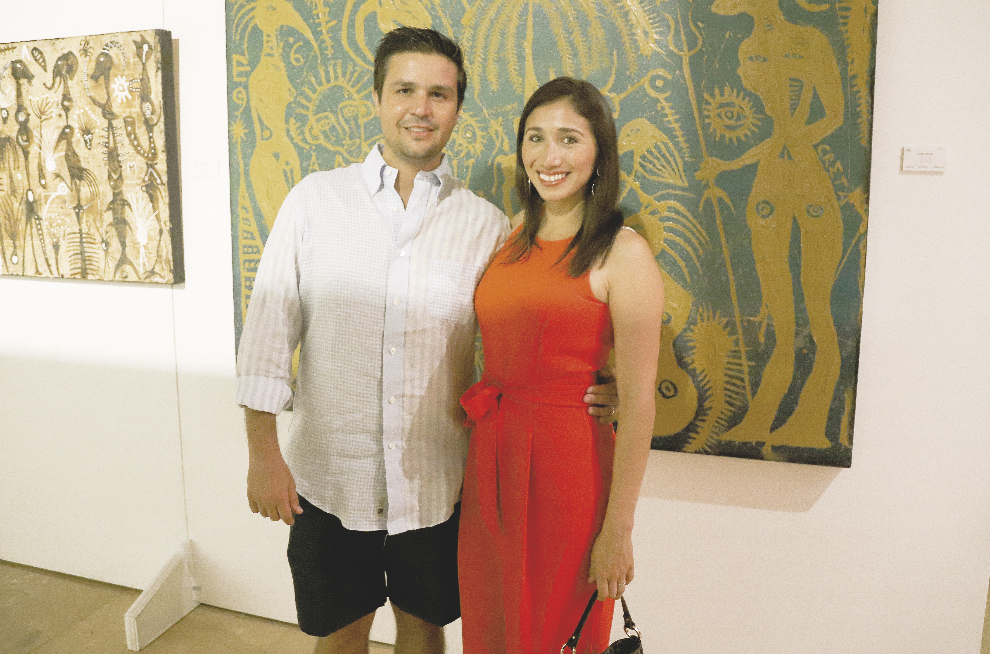 Gerardo Lozano y Carolina López de Lozano
