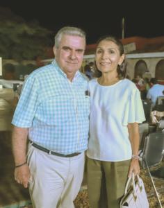 José Gené y Charito Alam de Gené