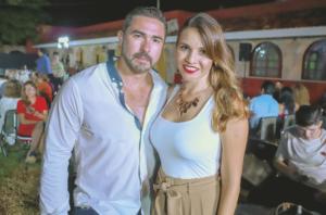 Enrique Magadán Alonzo y Fabiola Gutiérrez Magadán