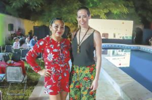 Anallely Piña Zapata y Aracely Cobos Villanueva