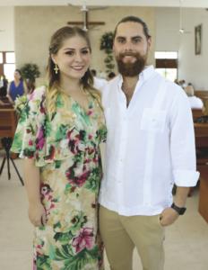 Abril Fernández y Edel Carillo