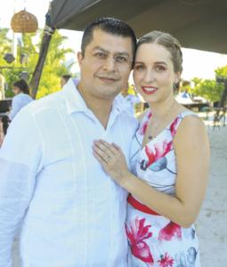 Armando García y Sara García