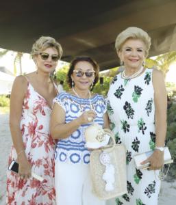 Martha Barrera Bustillos, Martha Méndez Maldonado y Lucely Alpízar Carrillo