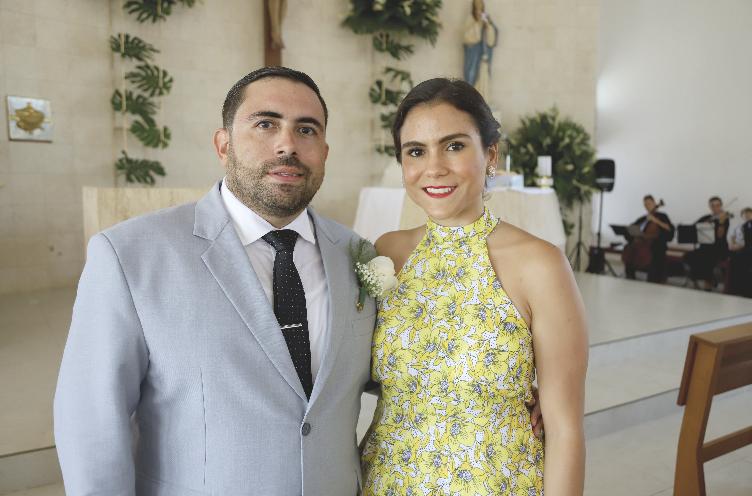 Alejandro Conde Salomón y Teresa Broca Abreu