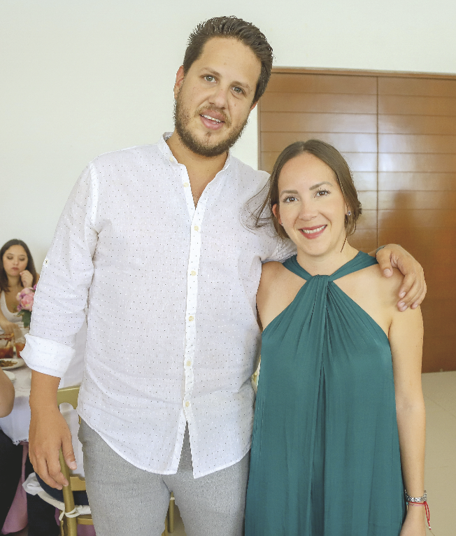 David Casillas y Katynka Espinosa