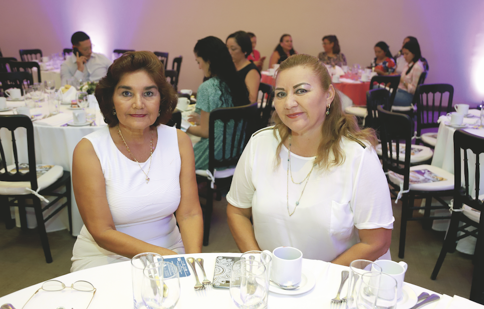 Socorro Jiménez y Paloma Morales