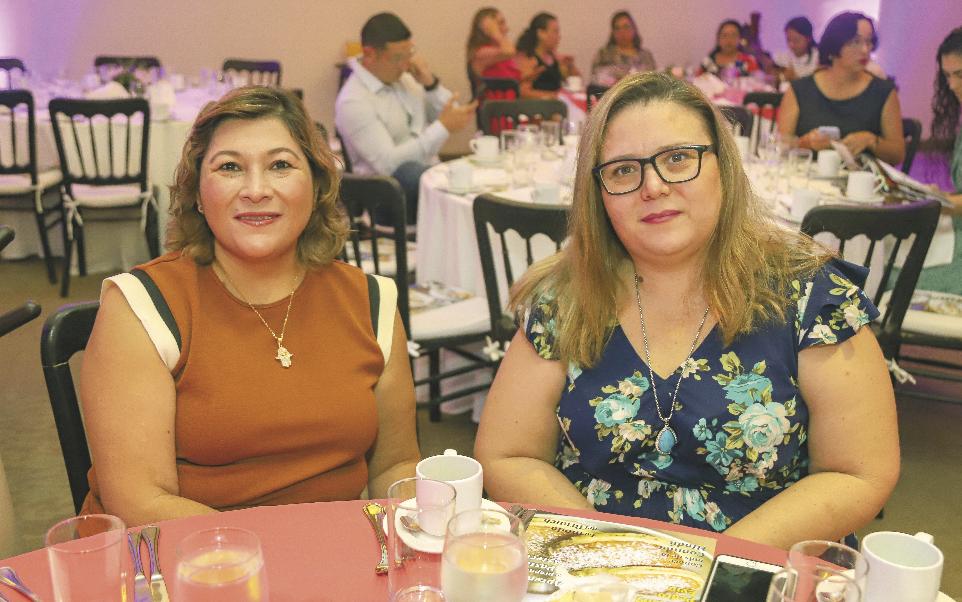Ileana Ayora Ávila y Leny Toral